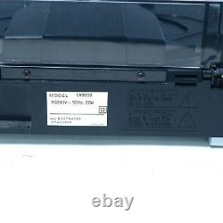 CDC CH 3000 5 CD Changer Automatic Digital Compact Disc Player MADE IN JAPAN