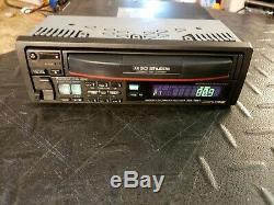 CLASSIC! Alpine 3 Disc Shuttle In-Dash CD Changer Player Receiver 3DE-7887