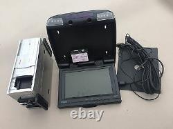 Car Boss 9.2 TFT LCD Overhead Monitor & Necvox DVD Player Changer 10 Disc
