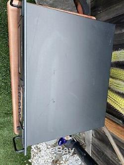 Carver Model Tlm3600. 10 Disc CD Changer-player. Tested & Works. Black. Used
