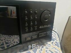 Clean Pioneer PD-F1009 301-Disc CD Player Changer Works Great No Remote