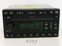 FORD Expedition F150 F250 F350 Explorer Radio 6 CD Disc Changer Player UNIT OEM