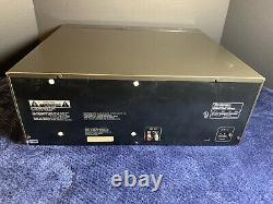 FRESH BELTSTECHNICS SL-MC410 110 + 1 Disc CD Changer / Player with Remote Manual