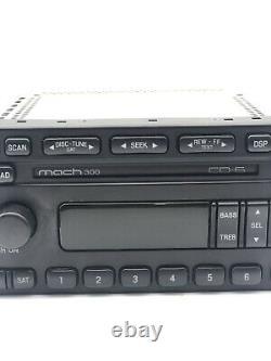 Ford Escape Mercury Marauder MACH 300 Radio 6 CD Disc changer Player OEM Untest