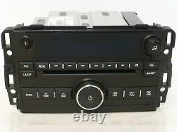 GMC Chevrolet OEM Factory RDS Radio 6 CD Disc MP3 Changer Player STEREO RECEIVER