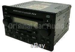 HONDA Accord Civic CR-V CRV Odyssey 6 Disc Changer CD Player Radio Stereo OEM