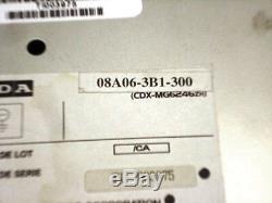 HONDA Accord Civic Pilot CR-V Remote Slave 6 Disc Changer CD Player Factory OEM