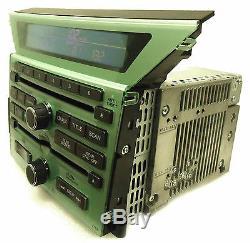 HONDA Pilot OEM AM FM XM Satellite Radio 6 Disc Changer MP3 CD DVD Player 1TV0