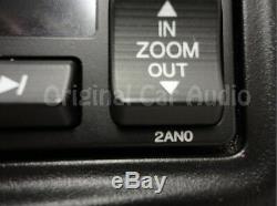 Honda CRV CR-V Navigation Radio GPS XM CD MP3 Player Disc Changer 2AN0 OEM