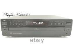 JVC XL-F154 5 Fach CD Wechsler Compact Disc Changer Player ohne FB 1 J Gewährl