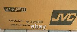 JVC XL-FZ258BK 5 Disc CD Carousel Changer Player
