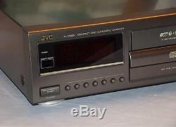 JVC XL-M5SD CD Player Compact Disc Automatic Changer Digital Optical Out NEW