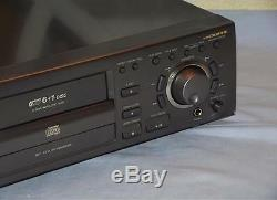 JVC XL-M5SD CD Player Compact Disc Automatic Changer with Optical OUT New