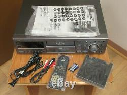 JVC XL-M5SD Compact Disc Automatic Changer with Digital optical out CD player