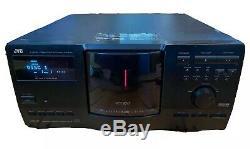 JVC XL-MC334 200 CD Disc Changer Player