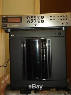 JVC XLMC100 Compact Disc 100 CD player disc auto changer CD Player NEW in Box