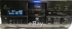 Kenwood DV-5900M 400+3 Disc Sovereign DVD/CD Multi Changer Player