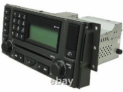 Land Rover LR3 Radio Receiver AM FM 6 Disc Changer CD Player OEM VUX500330