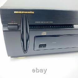 Marantz CC870U 100 Compact Disc CD Changer Player Tested & Working with Remote