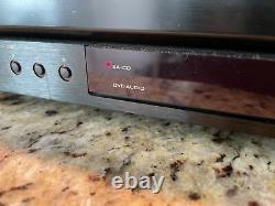 Marantz VC6001 5 Disc SACD CD DVD Changer Player INCLUDES REMOTE og box PLS READ