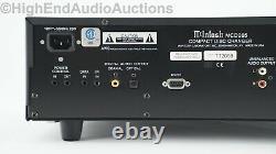 McIntosh MCD205 Compact Disc Changer Player 5 Disc CD Changer- Orig Box
