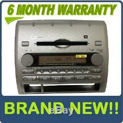 NEW 05 11 TOYOTA Tacoma JBL Radio Stereo 6 Disc Changer CD Player A51811 OEM