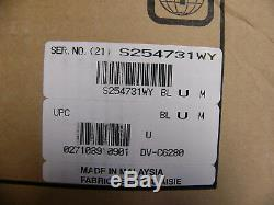 NEW Yamaha DV-C6280 Natural Sound 5 Disc DVD CD VCD Player Changer Black