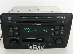 NISSAN INFINITY OEM RDS Radio 6 CD DISC CHANGER TAPE Player STEREO RECEIVER UNIT