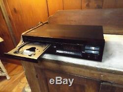 Nakamichi MusicBank MB-1S 7 Disk CD Player / Changer MB1S (No Remote) EXC WORK
