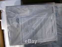 New Sony DVP-CX860 300 + 1 Disc DVD CD Changer Player Black