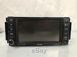 OEM 08-10 Chrysler Jeep Dodge SAT Radio Screen CD DVD MP3 Player REN NO NAVI