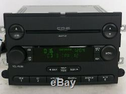 OEM FORD F-150 Mustang Explorer SAT. Radio 6 CD DISC Changer MP3 Player STEREO