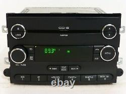 OEM FORD MERCURY SAT. Radio 6 CD DISC Changer MP3 Player STEREO RECEIVER UNIT
