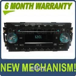 OEM Factory DODGE Ram CHRYSLER JEEP AM FM Radio 6 Disc Changer MP3 CD Player RAQ