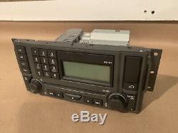 OEM Land Rover LR3 05-09 Radio Stereo 6 Disc CD Changer Player VUX500330