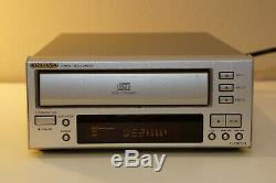 ONKYO C-707CH 3 Compact Disc CD Changer Player Shelf HiFi Stereo Component Rare