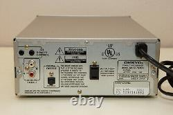 ONKYO C-707CH 3 Compact Disc CD Changer Player Shelf HiFi Stereo Component Rare