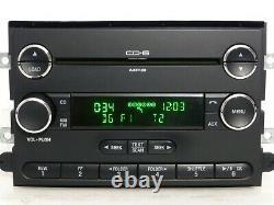ORD Mercury F-150 Mustang Explorer OEM SAT. Radio 6 CD DISC Changer MP3 Player