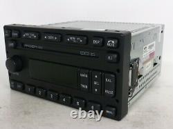 Oem Ford Mercury Mach 300 Sat Radio 6 CD Disc Changer Stereo Player Receiveunitr