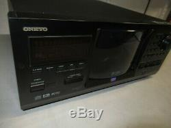 Onkyo DV-M301 301 Disc DVD/CD Changer/player