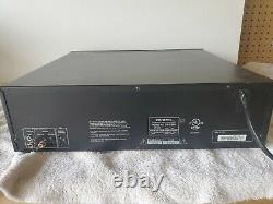 Onkyo DX-C390 6 Disc Carousel Compact Disc Changer CD Player TESTED No Remote
