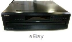 Onkyo DX-C390 CD Changer 6 Disc CD Player DXC390 CD & MP3 Player