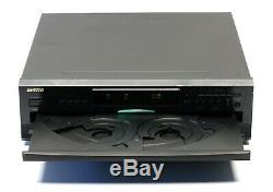 Onkyo DX-C390 Compact Disc Changer, 6-facher CD Wechsler, CD Player