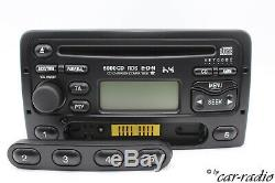 Original Ford 6000CD Diversity RDS EON Radio Clearwave 6000 CD-Player Autoradio