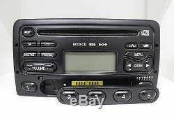 Original Ford 6000CD RDS E-O-N Schwarz Radio 6000NE Tuner flach 97AP-18C815-HA