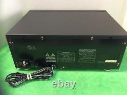PIONEER PD-TM3 18 Disc CD Player Changer Tested