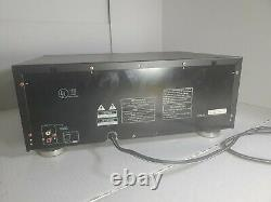 PIONEER PD-TM3 18 Disc CD Player Changer Tested 100% Working