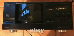 Pioneer 100 CD Changer Pd-f958 Compact Disc Player