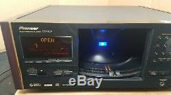 Pioneer DV-F07 Multi DVD 301 Disc File Changer Player with Remote