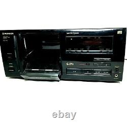 Pioneer Elite CD Changer Player 25 Disc PD-F59 Multi Play Home Audio Vintage 96
